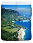 Bali Hai Point. Duvet Cover