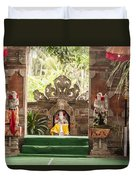 Bali Stage Duvet Cover