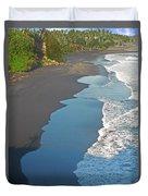 Bali Western Shore Duvet Cover