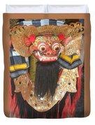 Balinese Barong Duvet Cover