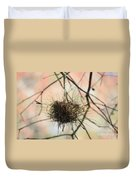 Ball Moss Duvet Cover