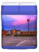 Ball Park Duvet Cover