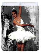 Ballerina Dance 073 Duvet Cover