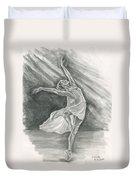 Ballerina Duvet Cover