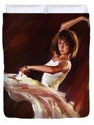 Ballet Dance 0706  Duvet Cover