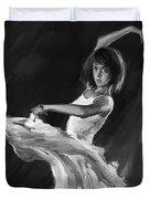 Ballet Dance 0905 Duvet Cover