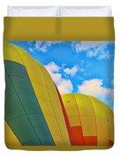 Balloon Fantasy 25 Duvet Cover
