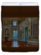 Ballroom Of The Lazienki Palace Duvet Cover