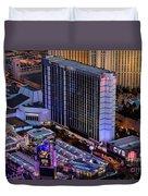 Bally's Hotel, Las Vegas Duvet Cover