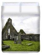 Balnakeil Church Duvet Cover