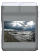 Baltic Sea 2017 Duvet Cover