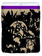Baltimore Ravens 1a Duvet Cover