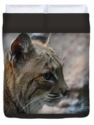 Bama Bobcat Duvet Cover