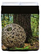 Bamboo Ball Duvet Cover