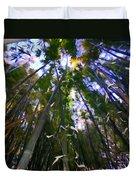 Bamboo Dreams #4 Duvet Cover