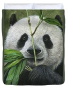 Bamboo Foodie Duvet Cover