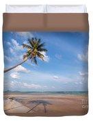 Ban Harn Beach Duvet Cover