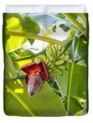 Banana Bunch Duvet Cover