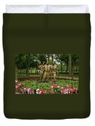 Band Of Brothers Duvet Cover