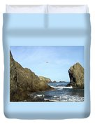 Bandon 28 Duvet Cover by Will Borden