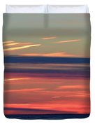 Bands Of Colour  Duvet Cover