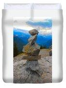 Banff, Canada Duvet Cover