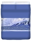 Banff National Park, Calgary Duvet Cover