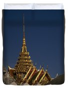 Bangkok Grand Palace Duvet Cover by Travel Pics