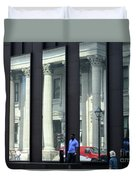Bank Of Montreal Reflection Duvet Cover