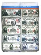 Banknotes Duvet Cover
