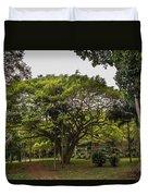 Banyon Monkeypod Landscape II Duvet Cover
