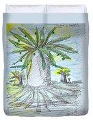 Baobab Grove Duvet Cover