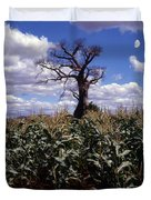 Baobaba Tree Duvet Cover