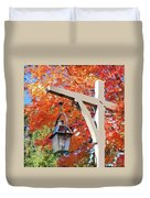 Bar Harbor Color Duvet Cover