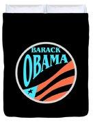 Barack Obama Design Duvet Cover