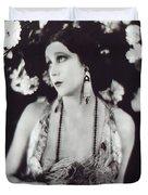 Barbara La Marr Duvet Cover