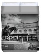 Barbaro Duvet Cover