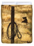 Barbed Landing Duvet Cover
