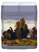 Barbizon Landscape Duvet Cover