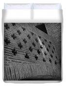 Barcelona Brick Wall Duvet Cover