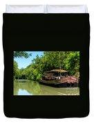 Barge Duvet Cover