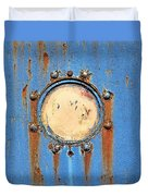 Barge Porthole Duvet Cover