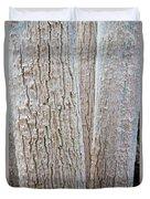 Bark, Moringa Tree Duvet Cover