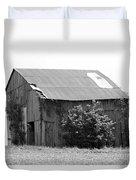 Barn In Kentucky No 58 Duvet Cover