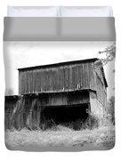 Barn In Kentucky No 79 Duvet Cover