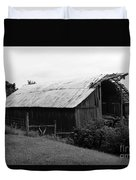 Barn In Kentucky No 86 Duvet Cover