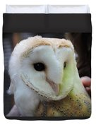 Barn Owl Duvet Cover