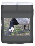 Barnacle Goose Duvet Cover