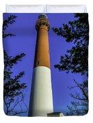 Barnegat Light Standing Tall Duvet Cover