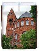 Barnes Hall Cornell University Ithaca New York 02 Duvet Cover